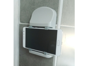 supports for existing GSM-holder
