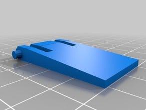 CMSTORM Devastator extended keyboard foot