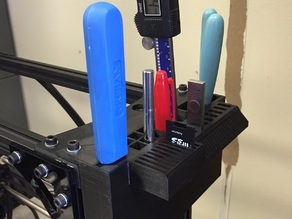 Taz 5 Tool & Card Caddy