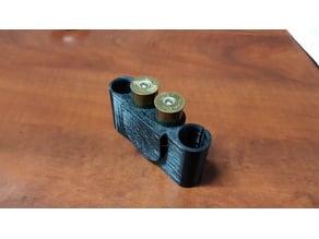 12 ga Shotshell Belt Clip