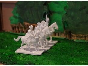 Age of Marlborough - Part 2 - Cavalry