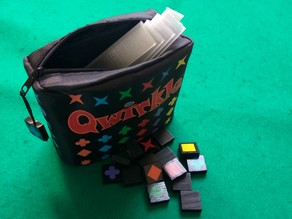 Qwirkle Travel - Stand for Tiles