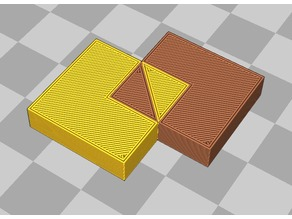 Simple Dual Extrusion Test