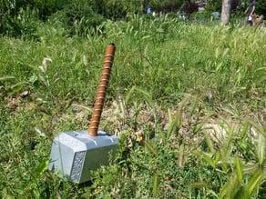 Thor's Hammer - Mjolnir - AC Powerbank