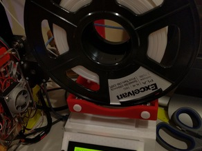 Filament Spool Scale and Usage Meter