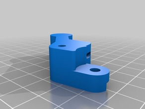 Modified QU-BD Extruder lever