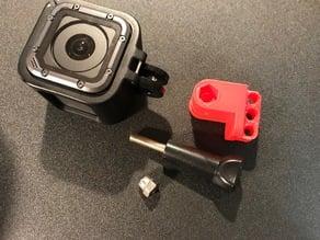 GoPro 5 Lego EV3 Holder
