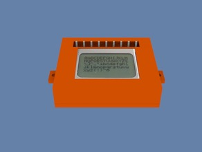LCD Nokia 5125 DIY Module Case