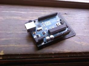 Printable Arduino UNO & Duemilanove Clip-in Holder