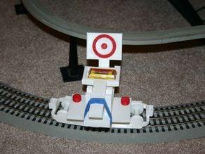 Christmas Rail Car 9