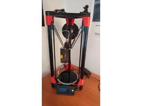 Frame brace for 2020 delta printer