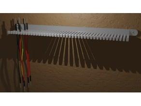 Jumper wire rack v3