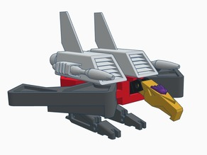 Laserbeak Transformers G1