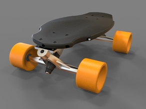 EPIC Mini-longboard