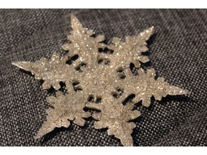 My First Snowflake