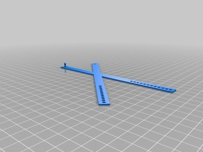 prototype - Immobilization wing -  reusable