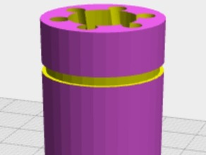 PTFE Tube Based LM8LUU Parameterized Remix