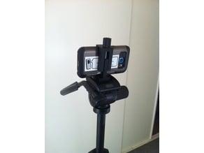 Universal Smartphone Bracket for camera stand