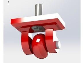 Mini omniwheel