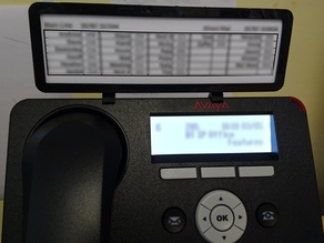 Custom Phone Clip
