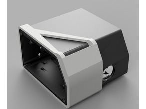 [Snapmaker] Fan Diverter (helps print ABS)