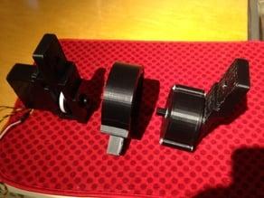 20:1 Planetary Gearset Servo Drive InMoov Hip Joint
