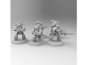 Mk2 Marine Squad