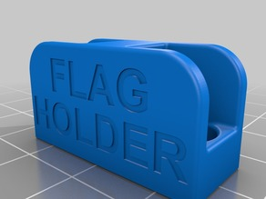 FTC Flag Holder - Universal Mount
