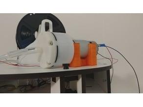 Berd air Max pump mount