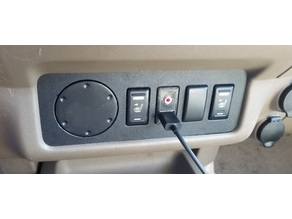 Nissan Switch USB AUX