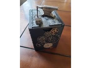 MTG Artifact  Deck Box