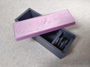 rotary puzzle box