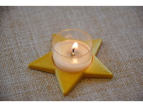 Customizable Candle Stand also for Tea Lights