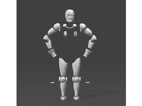 Dr Doom Armour / Suit / Model