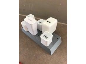 charging block holder