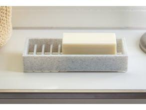 Customizable Soap Tray