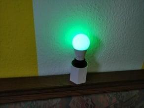 Simple LED Light Stand e27