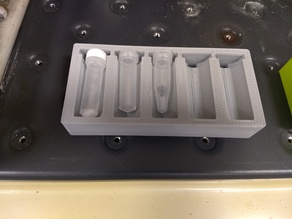 Eppendorf Tube rack for Shaker