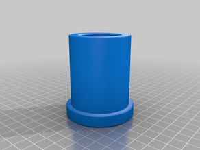 Ender 3 x Esun Filament spool adapter v2