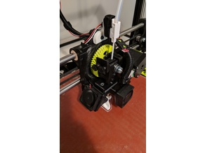 Filament runout sensor