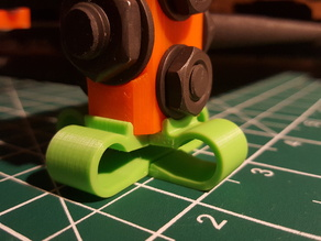 Mini Vibration Dampener for Prusa i3 Mk2
