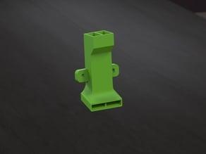 Hypercube-Evo fan duct for 70mm Hotend