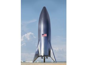 Spacex Star Hopper