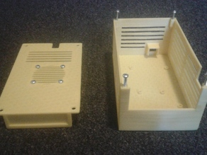 Large Arduino Mega incl. RAMPS 1.4 Case