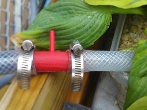 Aquaponic/Hydroponic Mazzei-Type Aerator