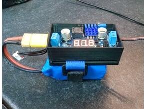 Case XL6009 DC Boost Module + Voltmètre