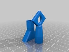 triangle key
