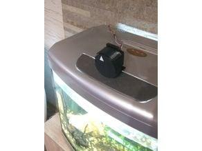 fish tank food feeder