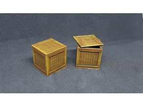 large crates for tabletop gaming