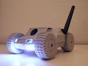 FPV Micro RC Car